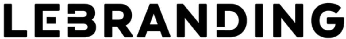 LEBRANDING - Webshop